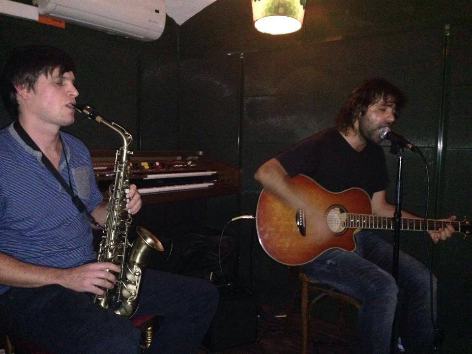 Seba Crispo Saxophone